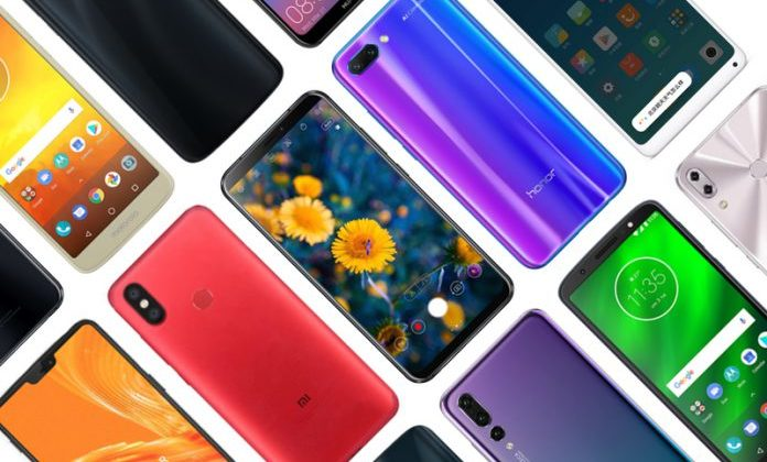 Top 10 smartphones under 10000 rupees in 2020