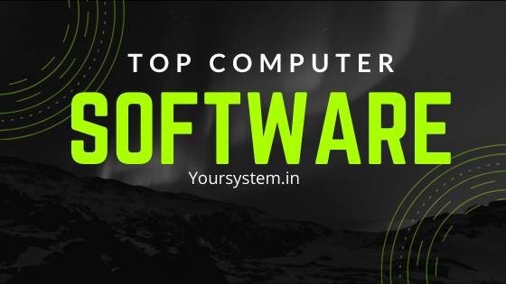 Top Computer Software