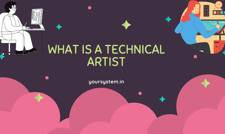 What is a Technical Artist?