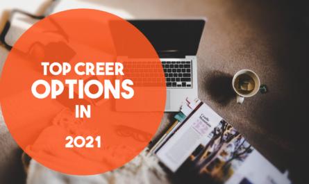 Top career option in 2021