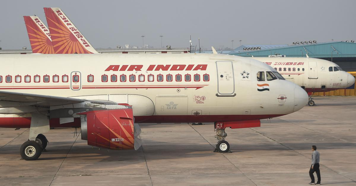 Cyberattack on Air India