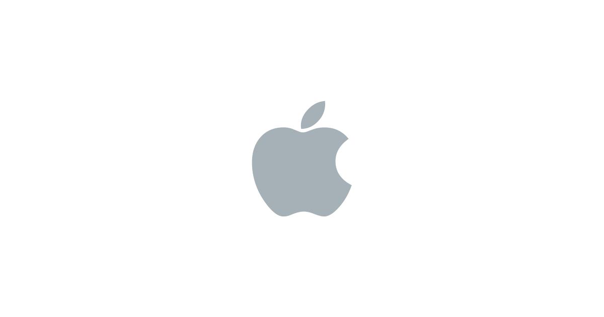 Apple's infant safety